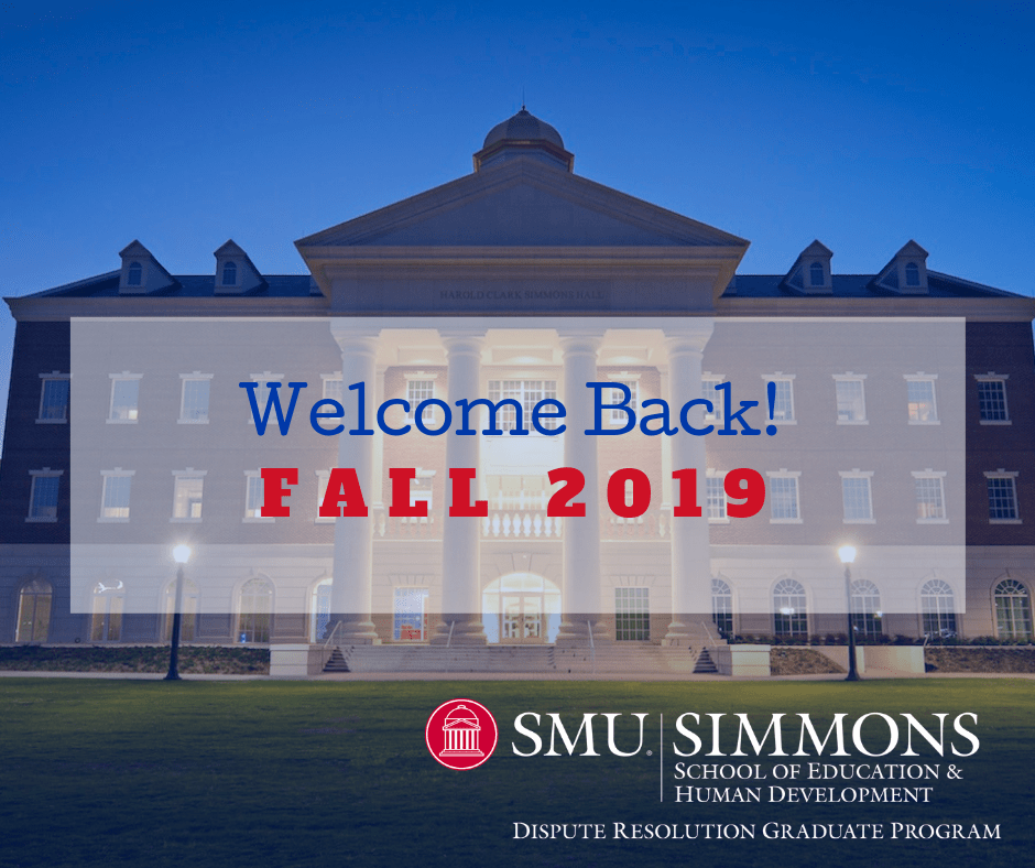 Welcome back to a new semester!