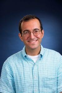 Photo of Dr. Ahmet Can Sabuncu