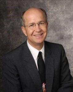 Photo of Dr. Robert Hunt