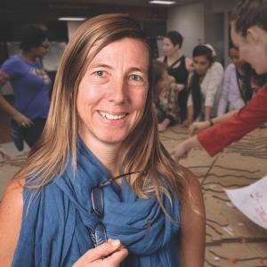 Hunt Institute Fellow, Jessie Zarazaga, PhD