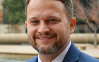 James McGuire, Regional Counsel for U.S. EPA Region 6, Hunt Institute Fellow