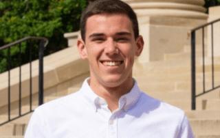 Sam Borton, student at Southern Methodist University