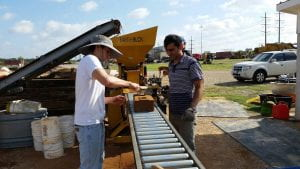 Training with Dwell Earth