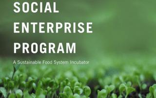 Hunt Institute's Social Enterprise Program