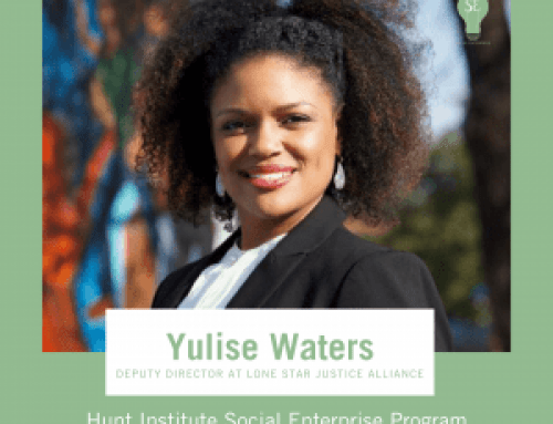 Spotlight on Local Dallas Entrepreneurs: Yulise Waters