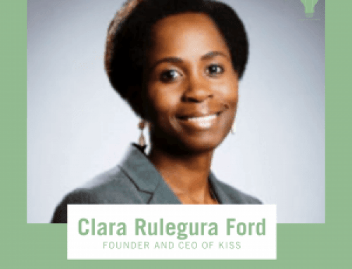 Meet Clara Rulegura Ford, Founder of Kijiji Innovative Sustainable Solutions