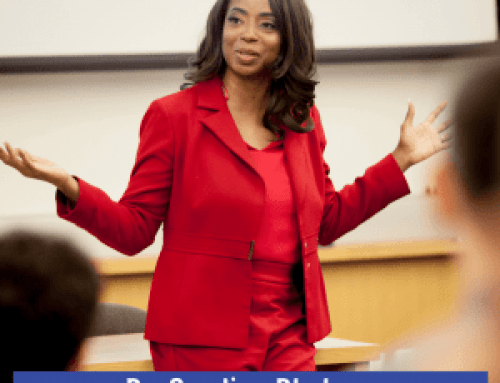 Celebrating the 2020 UN Day Global Leadership Award Recipient, Dr. Candice Bledsoe