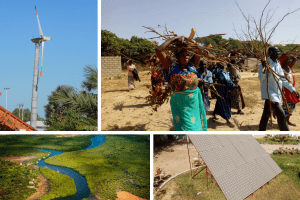 Janta Pilot project, Global Development lab, The Gambia, rich with natural resources for clean energy