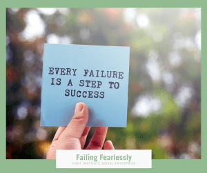Failing Fearlessly