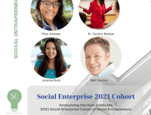 2021 Social Enterprise Cohort