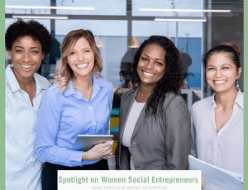 Spotlight on Women Social Entrepreneurs