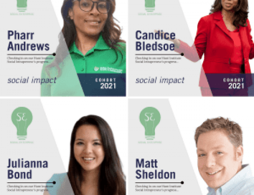 2021 Social Enterprise Intrapreneur Cohort Update