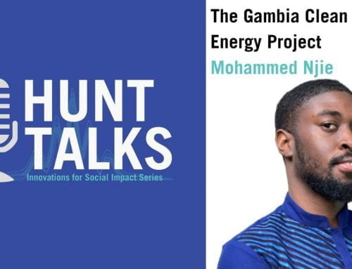 HunTalks: The Gambia Energy Project