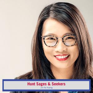 Jin-Ya Huang of Break Bread Break Borders