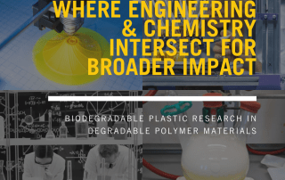 Where Engineering & Chemistry Intersect for Broader Impact