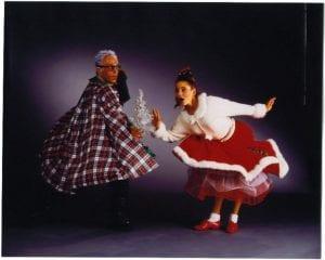 Nutcracker Annie and Danny #1
