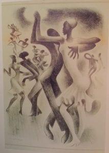 Dancing Jazz