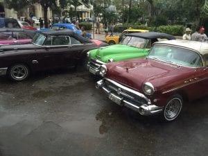 Central Park Cars