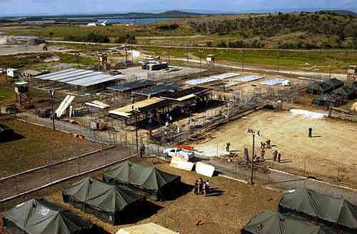 Camp X-Ray, 2002