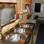 Sink setup