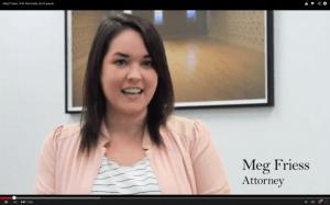 Meg Friess, Attorney and Arts Entrepreneur