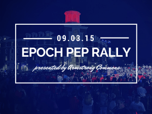 Epoch Pep Rally (Landscape)