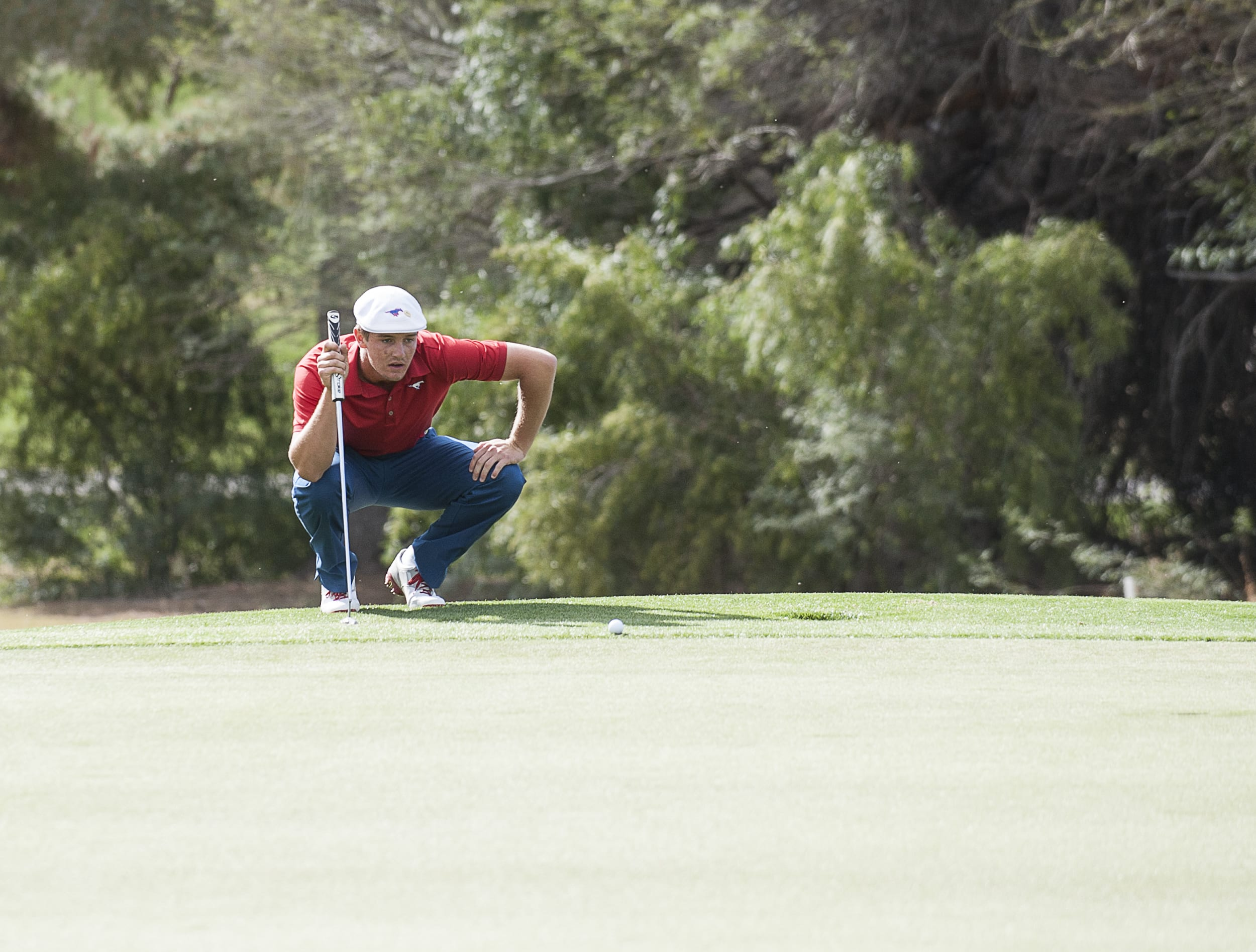 Combining Championship Golf and a Love of Physics