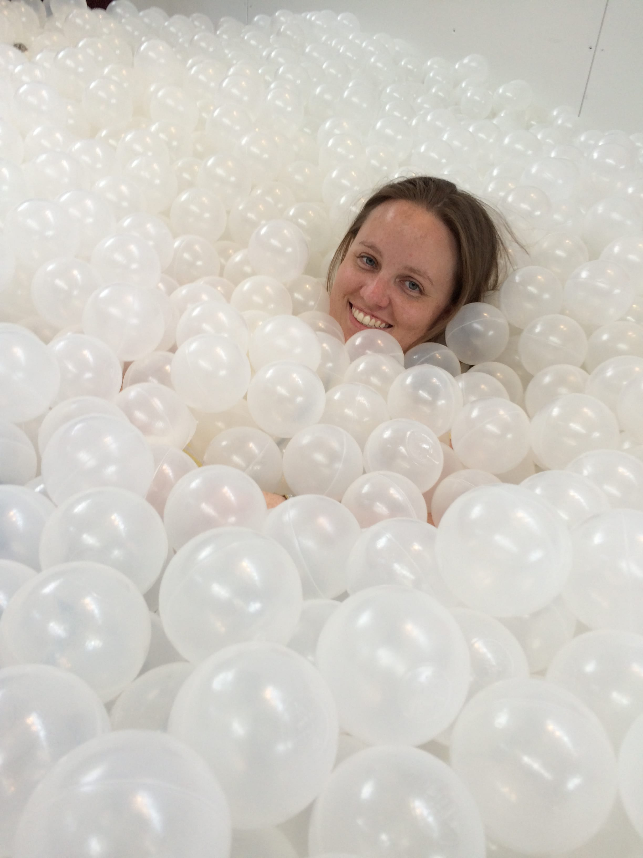 D.C. intern learns ball pits are for adults, too