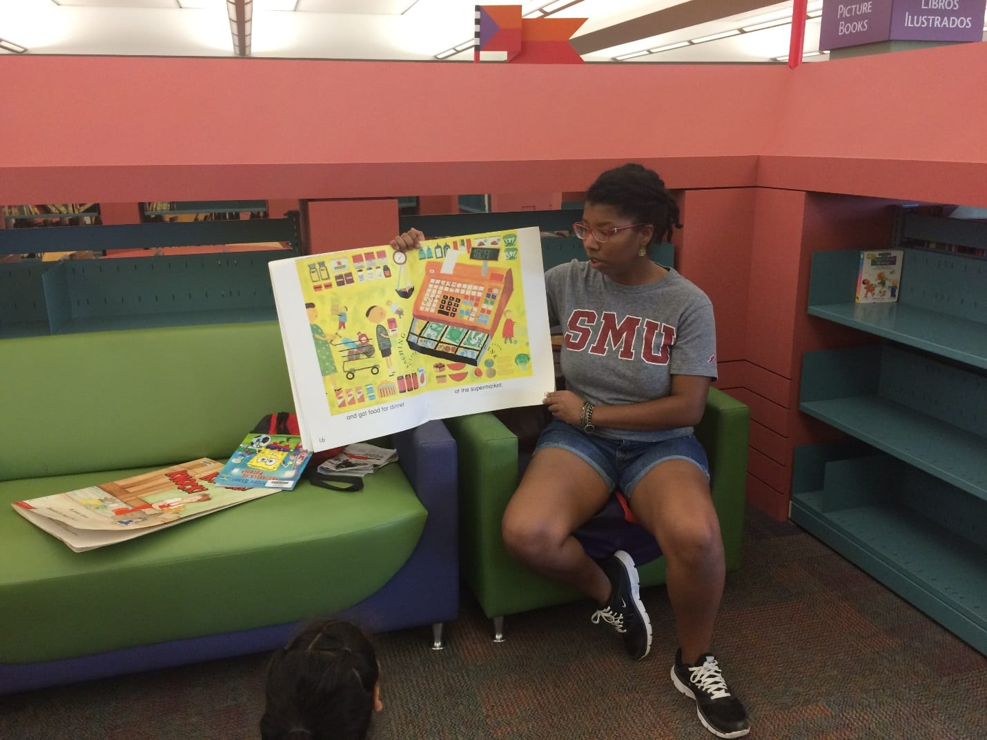 Helping Dallas children learn to read