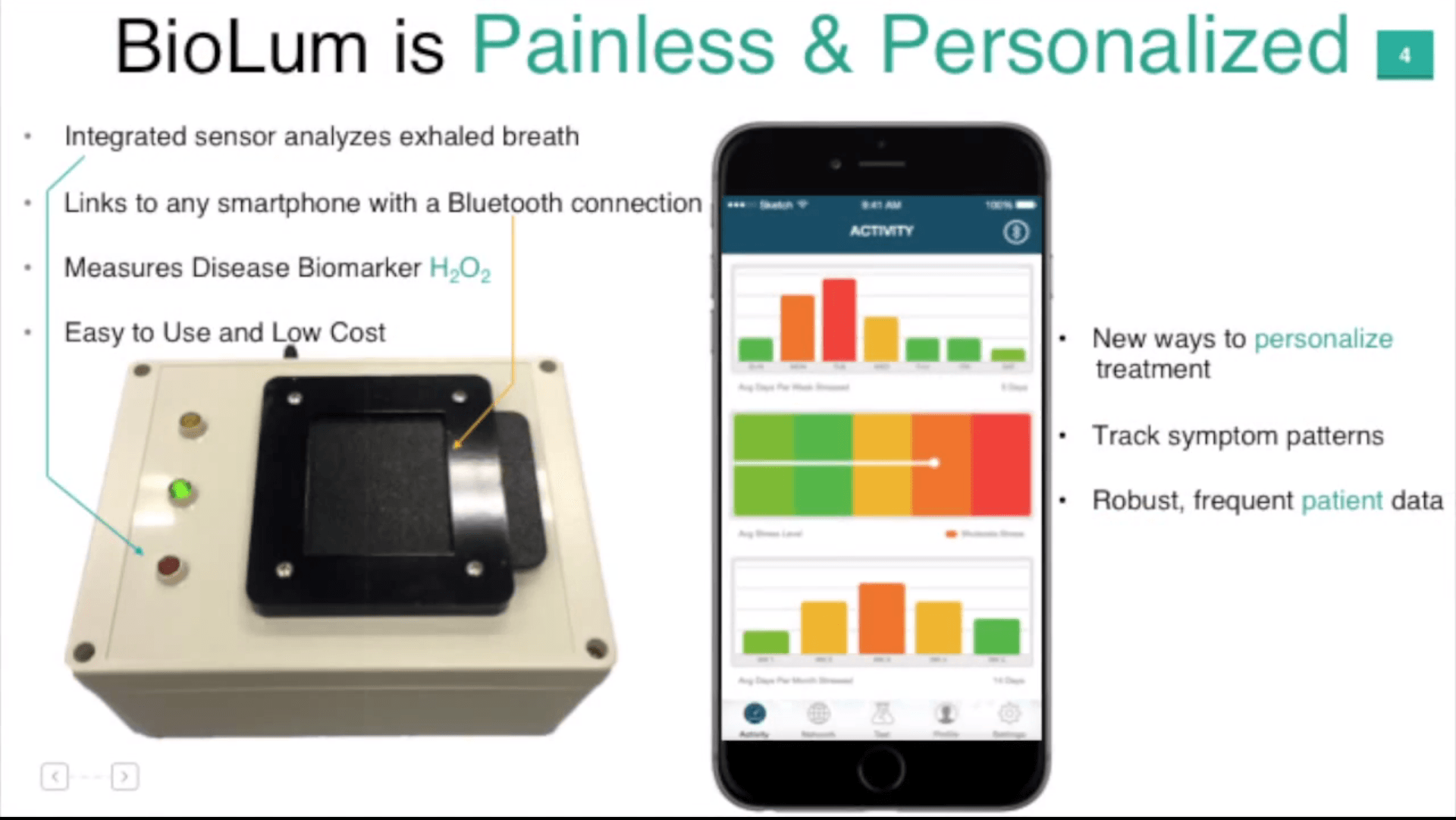 SMU senior invents asthma-detecting smartphone accessory