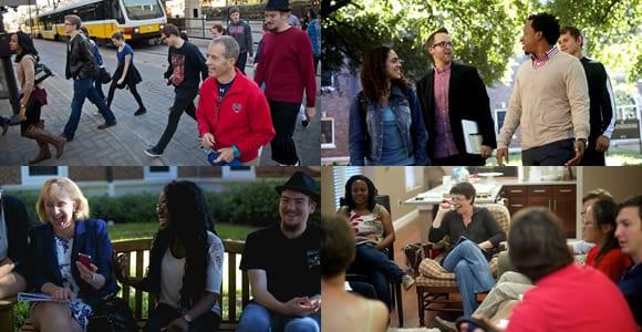 SMU professors named Faculty-in-Residence