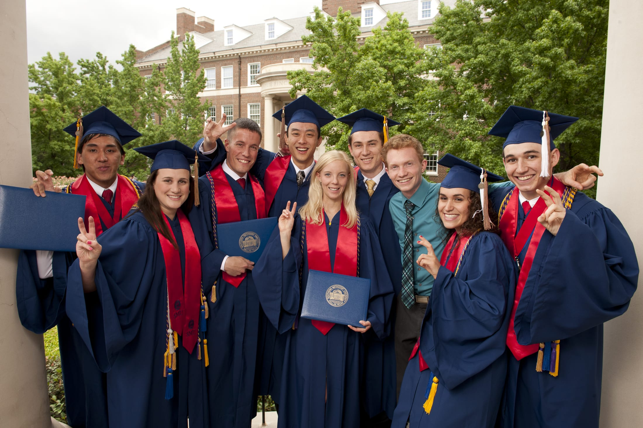 Commencement traditions
