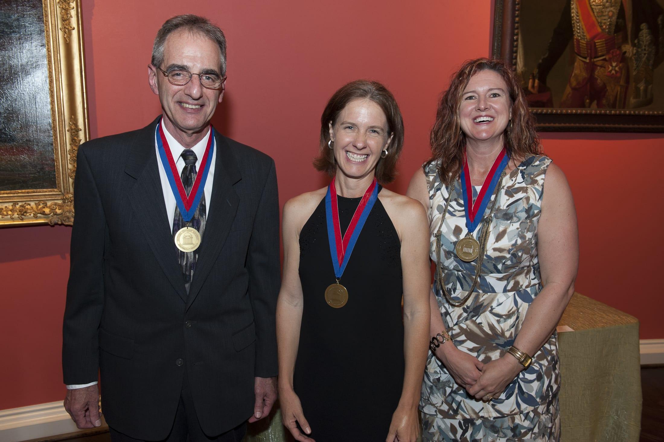 Outstanding Teachers Honored