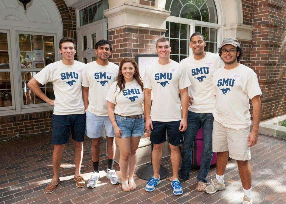 Mustang Minute: Move-In Day 2014