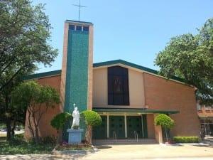 St. Peter Catholic Church Dallas, TX