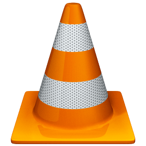 The VLC application icon