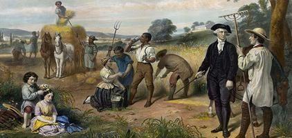Countryman - Washington and slaves