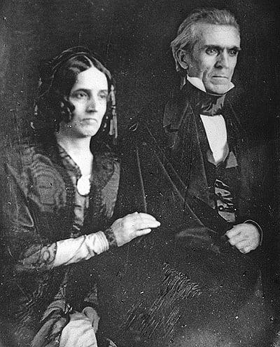 Polk - James and Sarah