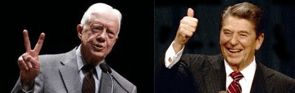 Steding Book - Carter and Reagan