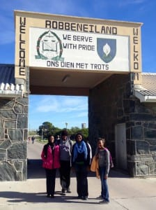 At Robben Island