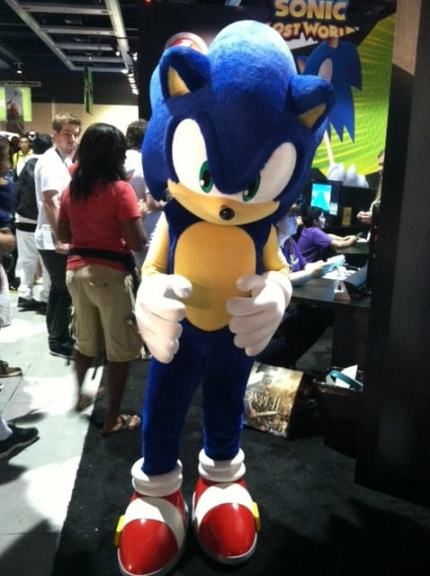 Guildhall at PAX 5 (Sonic)