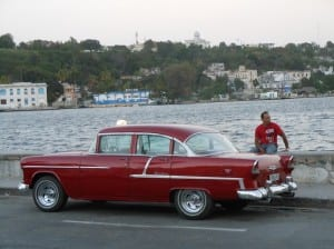 Taxi: '55 Chevy Bel Air