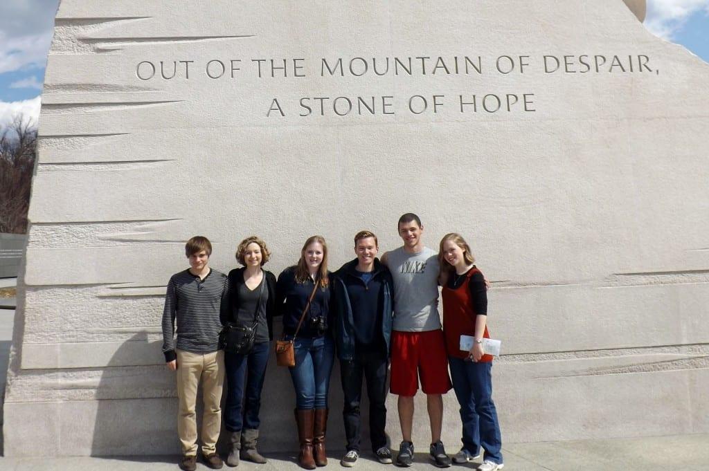 DC MLK Memorial