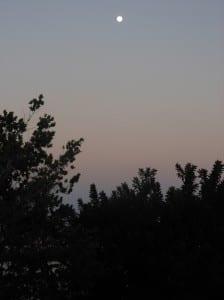 Moon over Matanzas, Cuba