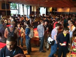 Guildhal gathering at GDC 2014