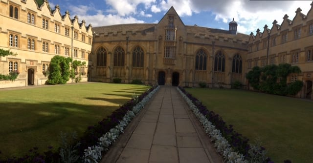 University College, Oxford