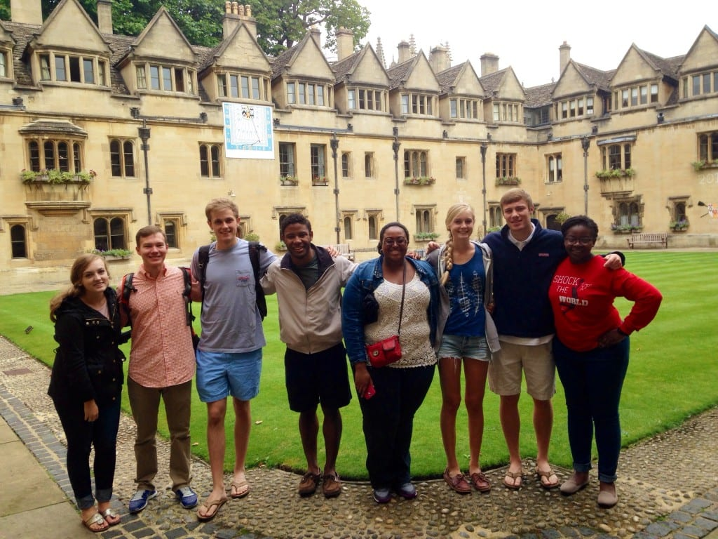 RCLCs at Brasenose