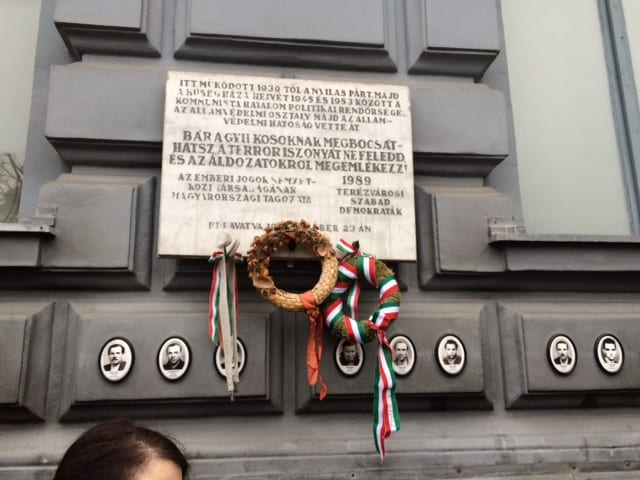 Budapest - entry