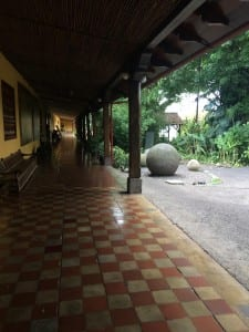 Museo Nacional de Costa Rica - Army base turned Museum