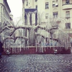 Tree of Life Budapest Hungary 2015